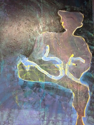In fuga - olio di Ennio Abate da narratoriografico.wordpress.com